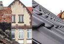 Göttingen Weender Landstraße · Abriss und Wiederaufbau