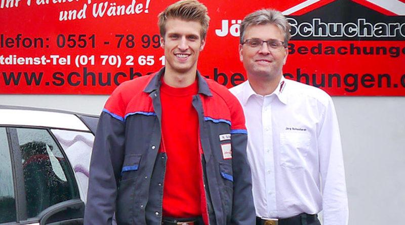 Nils und Jörg Schuchardt